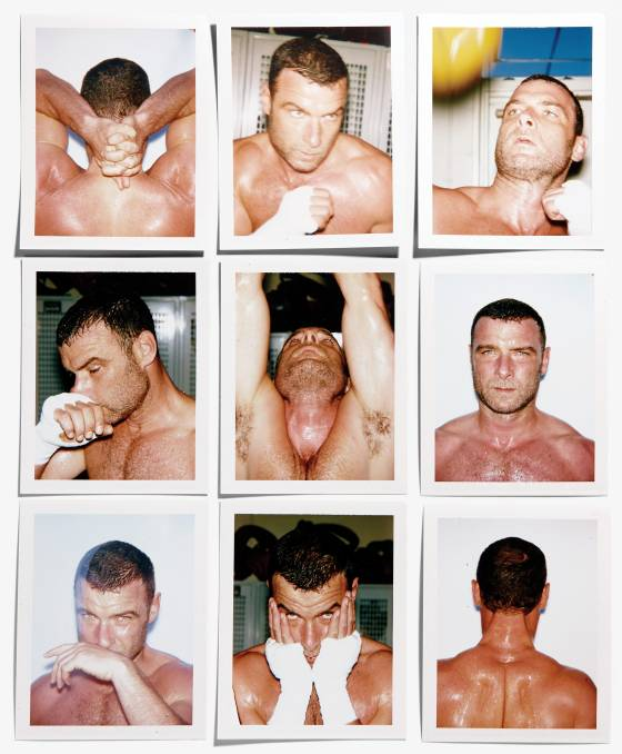 Liev Schreiber celebrity workout motivation.