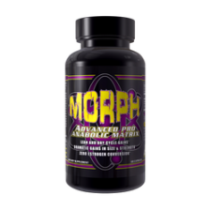 MORPH-Alpha Male Formulations  prohormone