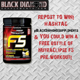 fitness supplements contest